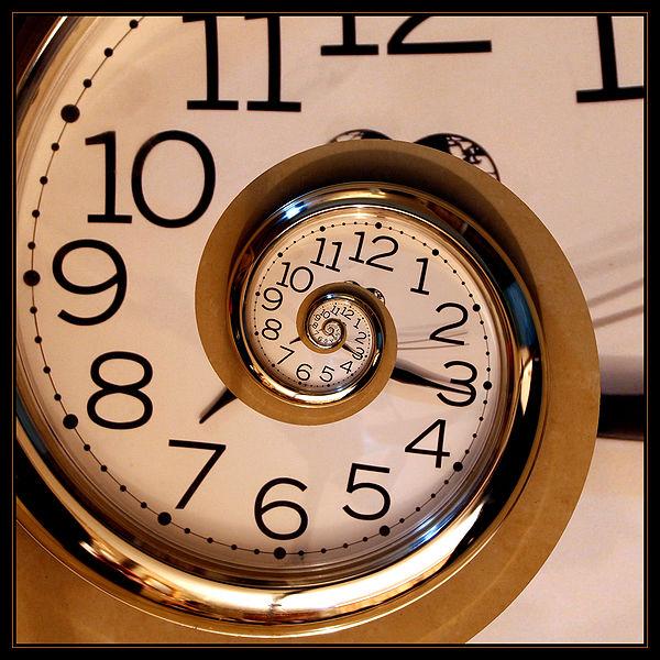 Eternal clock by Robbert van der Steeg